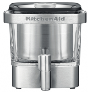 Кофеварка колд-брю 1,4л Kitchenaid 5KCM4212SX серебристая в компании ШефСтор
